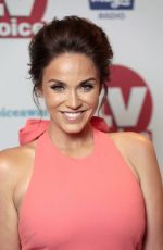 VICKY PATTISON at TV Choice Awards in London 09/04/2017