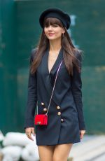 VICTORIA JUSTCE Out in New York 09/16/2017