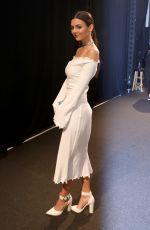VICTORIA JUSTICE at John Paul Ataker Show at New York Fashion Week 09/11/2017
