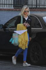 WITNEY CARSON at DWTS Practice in Kollywood 09/13/2017