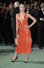 XENIA TCHOUMITCHEVA at Green Carpet Fashion Awards in Milan 09/24/2017