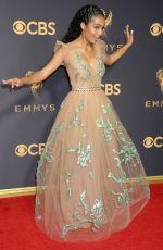 YARA SHAHIDI at 69th Annual Primetime EMMY Awards in Los Angeles 09/17/2017