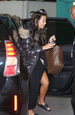 YAZMIN OUKHELLOU Arrives at ITV Studios in London 09/11/2017