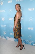 YVONNE STRAHOVSKI at Variety & Women in Film Pre-emmy Celebration in Los Angeles 09/15/2017