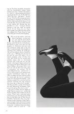 ZOE KRAVITZ in Vogue Magazine, October 2017