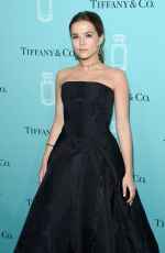 ZOEY DEUTCH at Tiffany & Co. Fragrance Launch in New York 09/06/2017