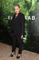 ABBIE CORNISH at Elie Saab Fashion Show in Paris 09/30/2017