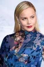 ABBIE CORNISH at Geostorm Premiere in Los Angeles 10/16/2017