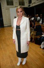 ABBIE KORNISH at Cristina Fidelskaya Fashion Show at Paris Fashion Week 09/28/2017
