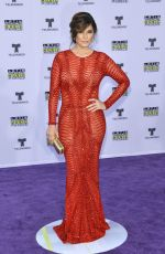 ANGELICA CELAYA at 2017 Latin American Music Awards in Hollywood 10/26/2017