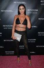 ABIGAIL RATCHFORD at Prettylittlething by Kourtney Kardashian Launch in Los Angeles 10/25/2017
