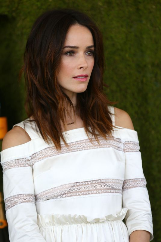 ABIGAIL SPENCER at 8th Annual Veuve Clicquot Polo Classic in Los Angeles 10/14/2017