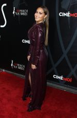ADRIENNE BAILON at 4th Annual Cinefashion Film Awards in Los Angeles 10/08/2017