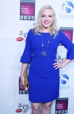 ADRIENNE FRANTZ at 17th Annual Les Girls Cabaret in Los Angeles 10/15/2017
