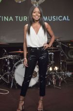 ADRIENNE WARREN at Tina the Musical Photocall in London 10/17/2017