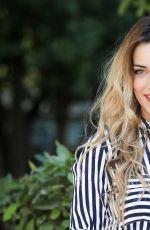 ALEJANDRA ONIEVA at Under Cover Photocall in Rome 10/11/2017