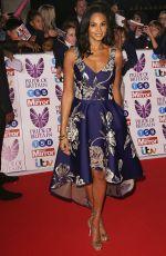 ALESHA DIXON at Pride of Britain Awards 2017 in London 10/30/2017