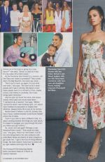 ALESHA DIXON in Sunday Express Magazine, October 2017