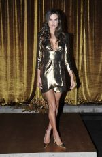 ALESSANDRA AMBROSIO at Marajo Haircare Launch Party in Los Angeles 10/12/2017