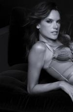 ALESSANDRA AMBROSIO for VS Obsessed Lingerie New Collection 2017