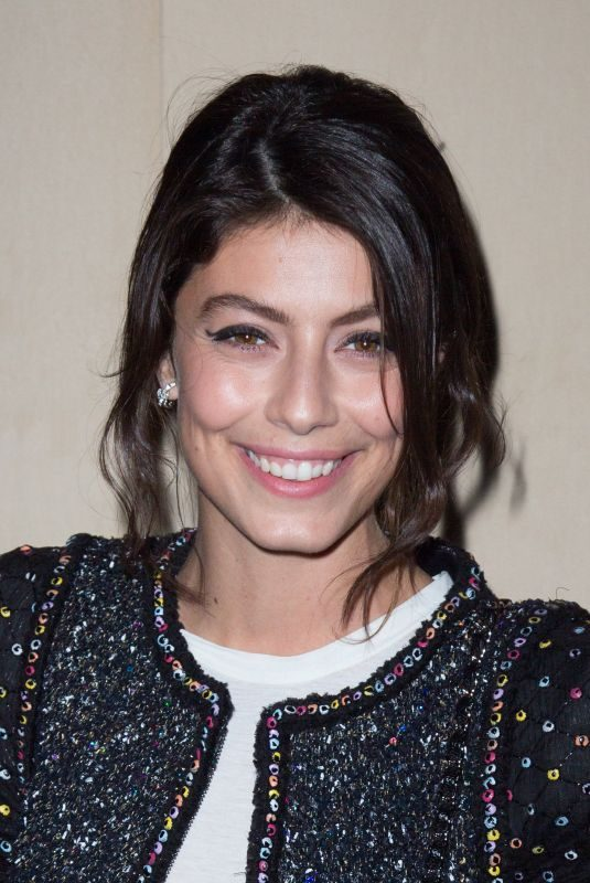 ALESSANDRA MASTRONARDI at Chanel's Code Coco Watch Launch Party in Paris 10/03/2017