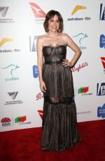 ALETHEA JONES at 6th Annual Australians in Film Award and Benefit Dinner in Los Angeles 10/18/2017