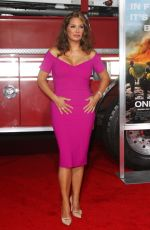 ALEX MENESES at Only the Brave Premiere in Westwood 10/08/2017