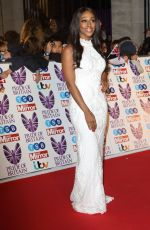 ALEXANDRA BURKE at Pride of Britain Awards 2017 in London 10/30/2017