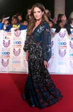 ALEXANDRA FELSTEAD at Pride of Britain Awards 2017 in London 10/30/2017