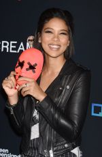 ALEXANDRA SHIPP at Tragedy Girls Premiere at Screamfest Horror Film Festival in Los Angeles 10/15/2017