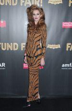 ALEXINA GRAHAM at 2017 Amfar Fabulous Fund Fair in New York 10/28/2017