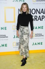 ALI LARTER at Jane Premiere in Hollywood 10/09/2017
