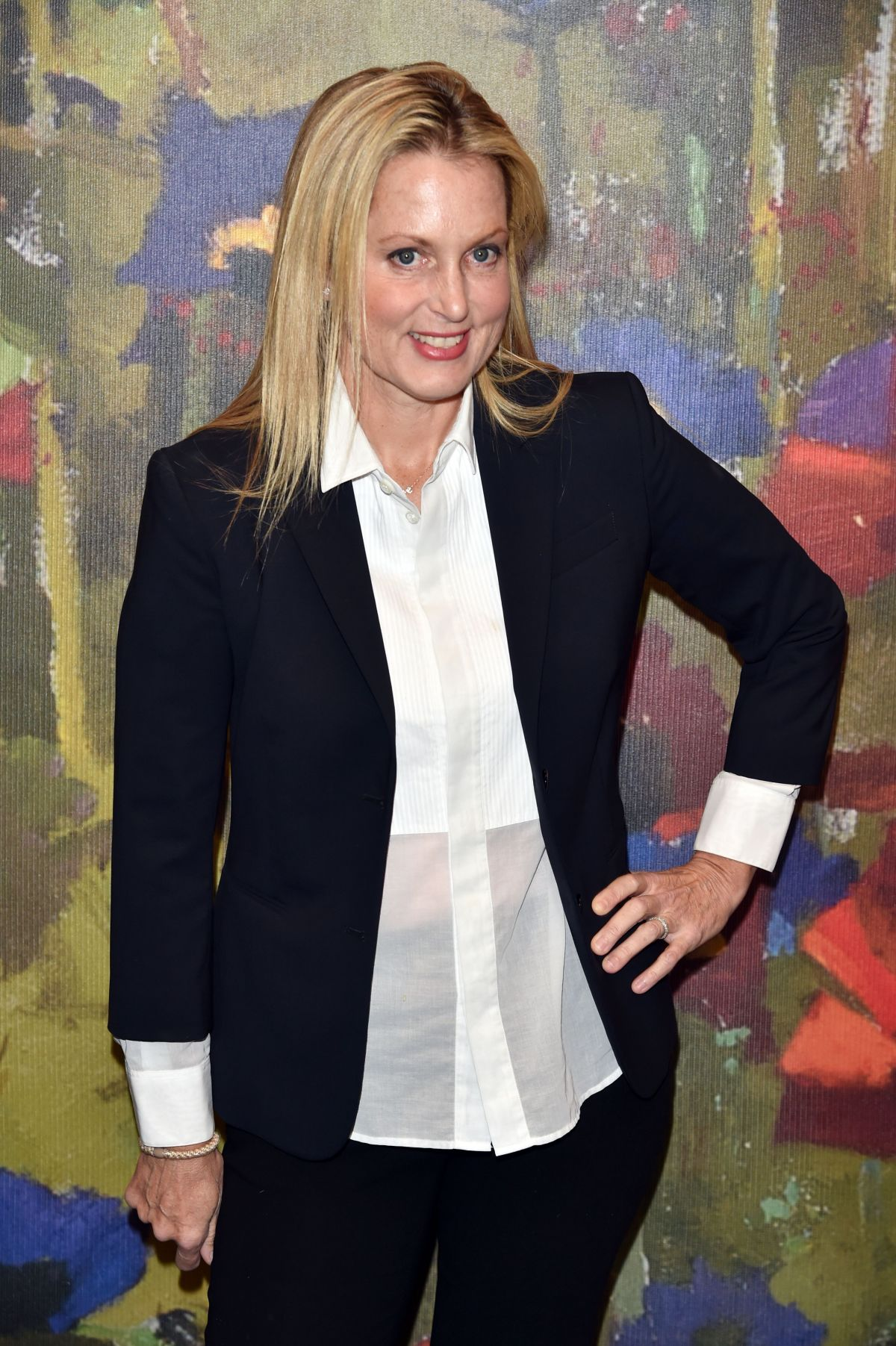 Ali Wentworth At Take Home A Nude Annual Auction And Dinner In New York 10112017 -9569
