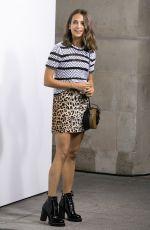 ALICIA VIKANDER at Louis Vuitton