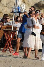 ALICIA VIKANDER in Ibiza on the Eve of Her Rumoured Wedding 10/14/2017