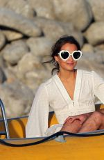 ALICIA VIKANDER in Ibiza on the Eve of Her Rumoured Wedding 10/14/2017