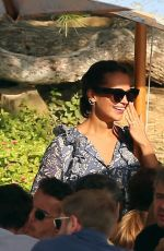 ALICIA VIKANDER Wear Wedding Rings After Reportedly Marrying in Ibiza 10/16/2017