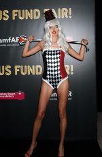 ALINA BAIKOVA at 2017 Amfar Fabulous Fund Fair in New York 10/28/2017