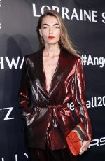 ALINA BAIKOVA at Gabrielle's Angel Foundation's Angel Ball 2017 in New York 10/23/2017