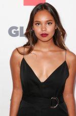 ALISHA BOE at Glsen Respect Awards in Los Angeles 10/20/2017