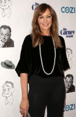 ALLISON JANNEY at 3rd Annual Carney Awards in Los Angeles 10/29/2017