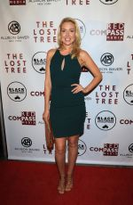 ALLISON MCATEE at The Lost Tree Premiere in Los Angeles 10/09/2017