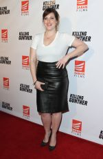 ALLISON TOLMAN at Killing Gunther Premiere in Los Angeles 10/24/2017