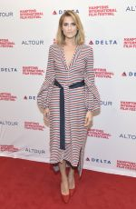 ALLISON WILLIAMS at Anatomy of a Scene: Get Out Panel at Hamptons International Film Festival 10/08/2017
