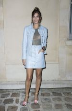 ALMA JODOROWSKY at Chanel's Code Coco Watch Launch Party in Paris 10/03/2017