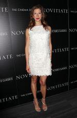 ALYSA REINER at Novitiate Screening in New York 10/26/2017