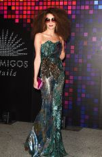 AMAL CLOONEY at Tequila Casamigos Halloween Bash in Los Angeles 10/27/2017