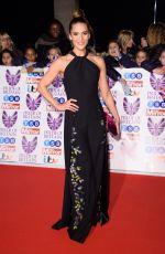 AMANDA BYRAM at Pride of Britain Awards 2017 in London 10/30/2017