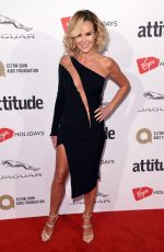 AMANDA HOLDEN at Attitude Magazine Awards in London 10/12/2017