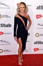 AMANDA HOLDEN at Attitude Magazine Awards in London 10/12/2017